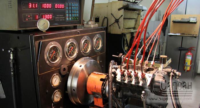 Ремонт топливной аппаратуры. Сапсан-322. Днепр