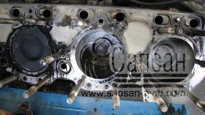 Капитальный ремонт двигателя грузовых автомобилей