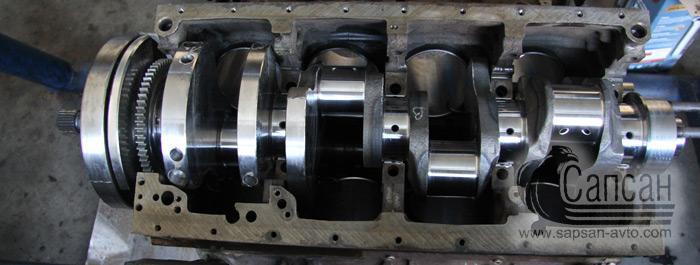 Капитальный ремонт двигателя КамАЗ и Cummins. Сапсан-322. Днепр