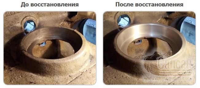 Реставрация деталей и узлов автомобилей КАМАЗ. Днепр