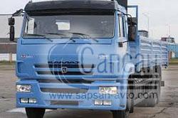 Техническое обслуживание автомобилей КамАЗ
