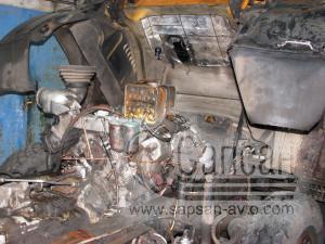 Восстановление автомобиля КамАЗ 55102