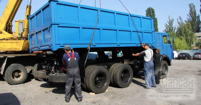 Реставрация кабин и кузовов, изготовление кузовов. Сапсан-322. Днепр