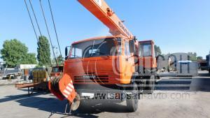 Восстановление крана КАМАЗ 55111