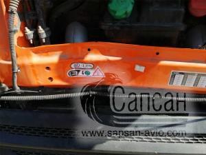 Замена лобового стекла автомобиля DAF CF440FT
