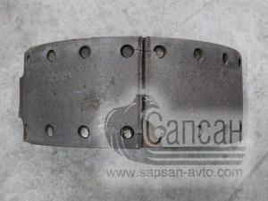 Ремонт тормозных колодок прицепа Сardi (Карди)