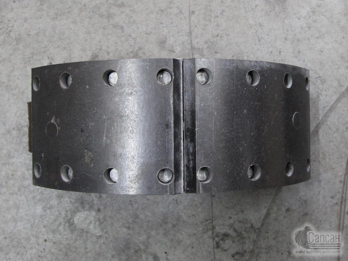 Ремонт тормозных колодок полуприцепа Сardi (Карди)